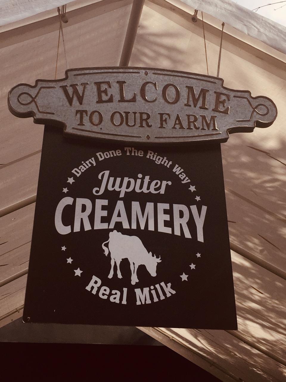 Jupiter Creamery